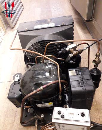 Groupe de condensation pour frigo R404a
