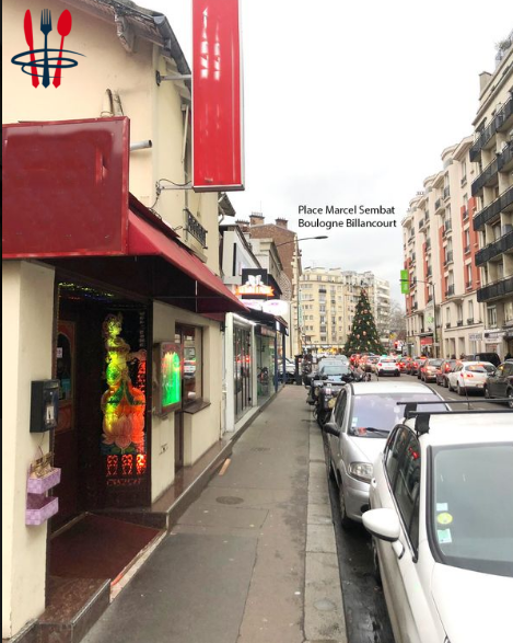 Restaurant Place marcel sembat