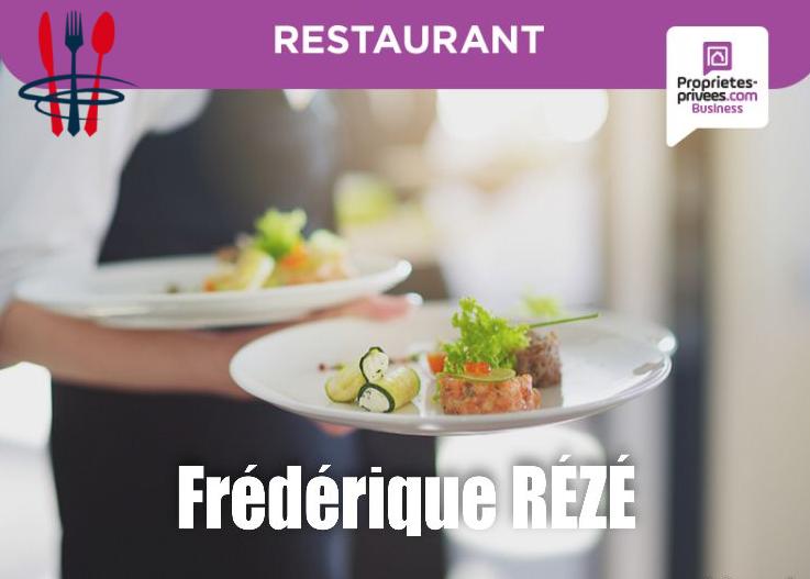 Commerce bar, restaurant 120 m²