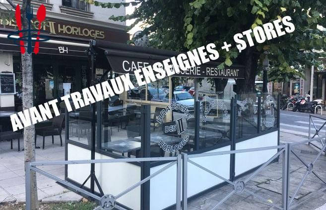 Brasserie cherche serveurs/ses (H/F)