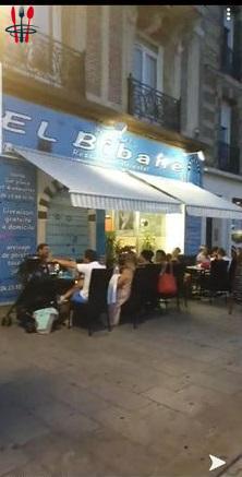 Restaurant très bon emplacement