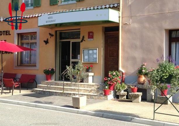Local hôtel, restaurant 600 m²