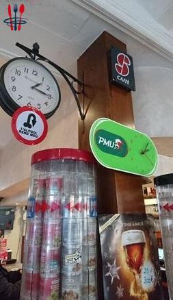 Local restaurant, bar, PMU Strasbourg