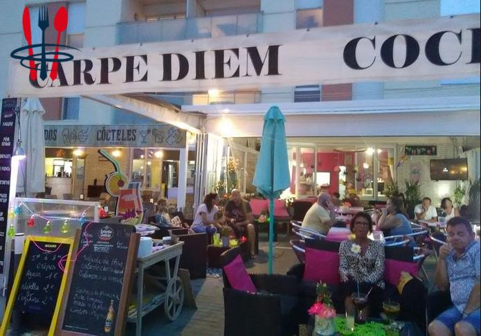 Cocktail/Bar/restaurant rapide costa brava Espagne