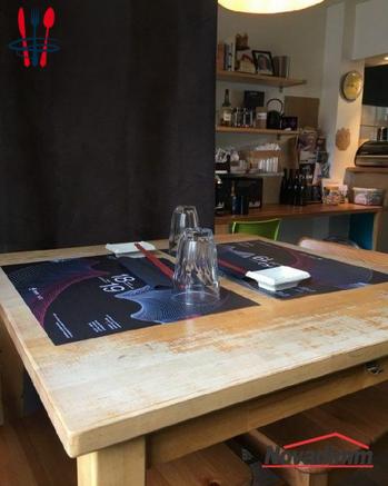 Commerce restaurant, bar 60 m²