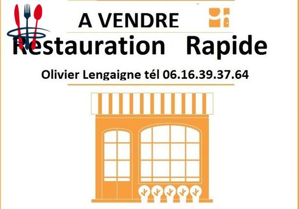 Commerce restaurant, restauration rapide