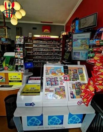 Commerce bar, tabac, FDJ 100 m²
