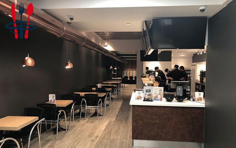 Restaurant avenue Edouard Vaillant - Boulogne Billancourt 92100