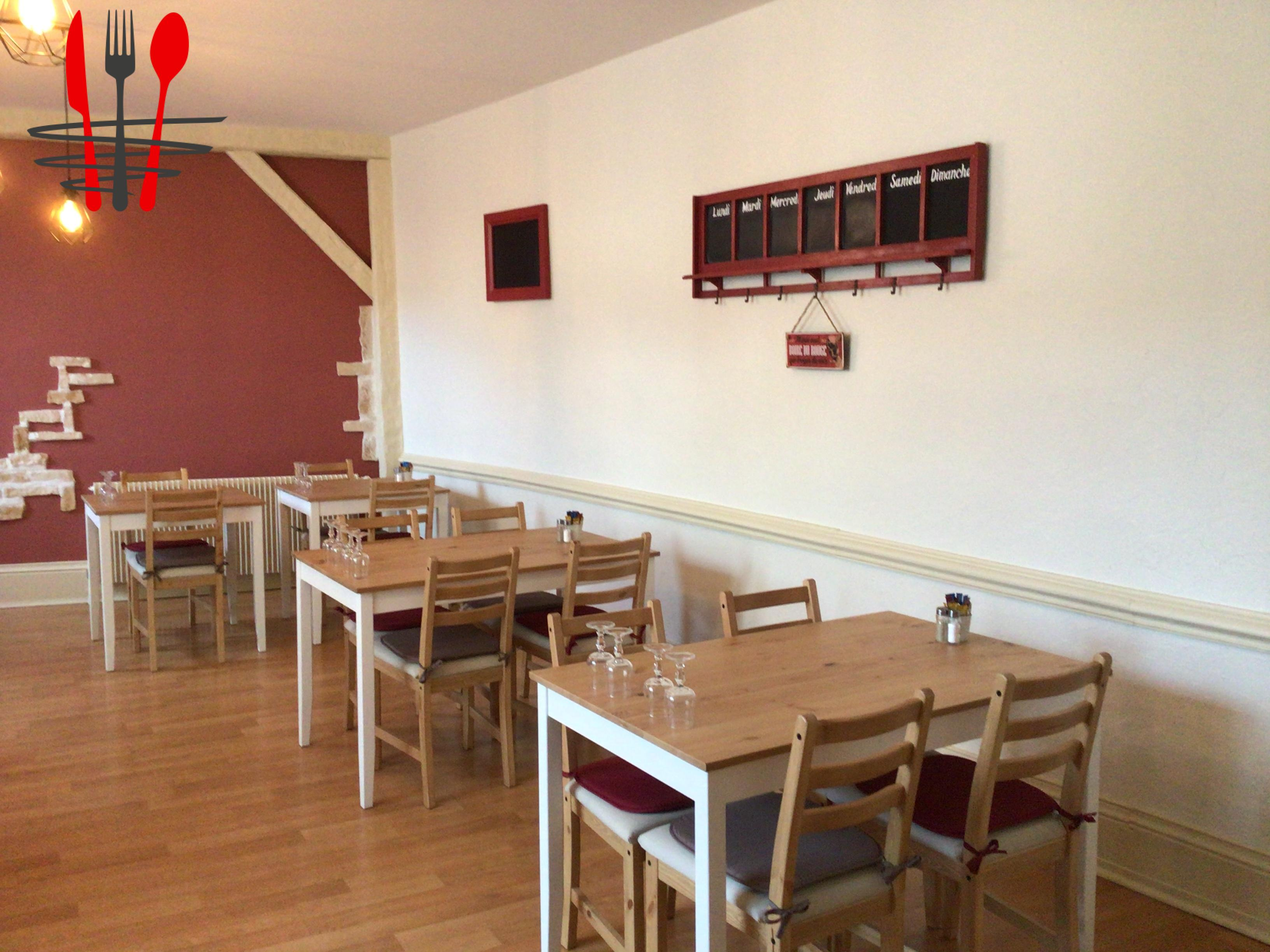 Vente murs et fond bar restaurant