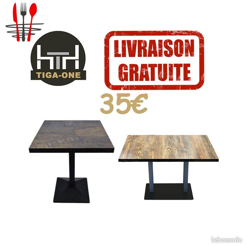 TABLE DE RESTAURANT NEUVE