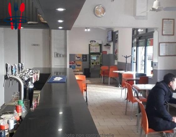 Commerce bar, tabac, PMU 250 m²