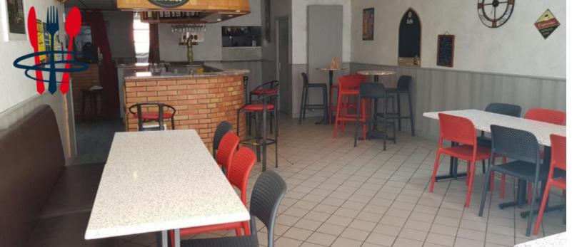 Restaurant 130 m²
