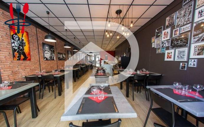 Commerce restaurant 91 m²