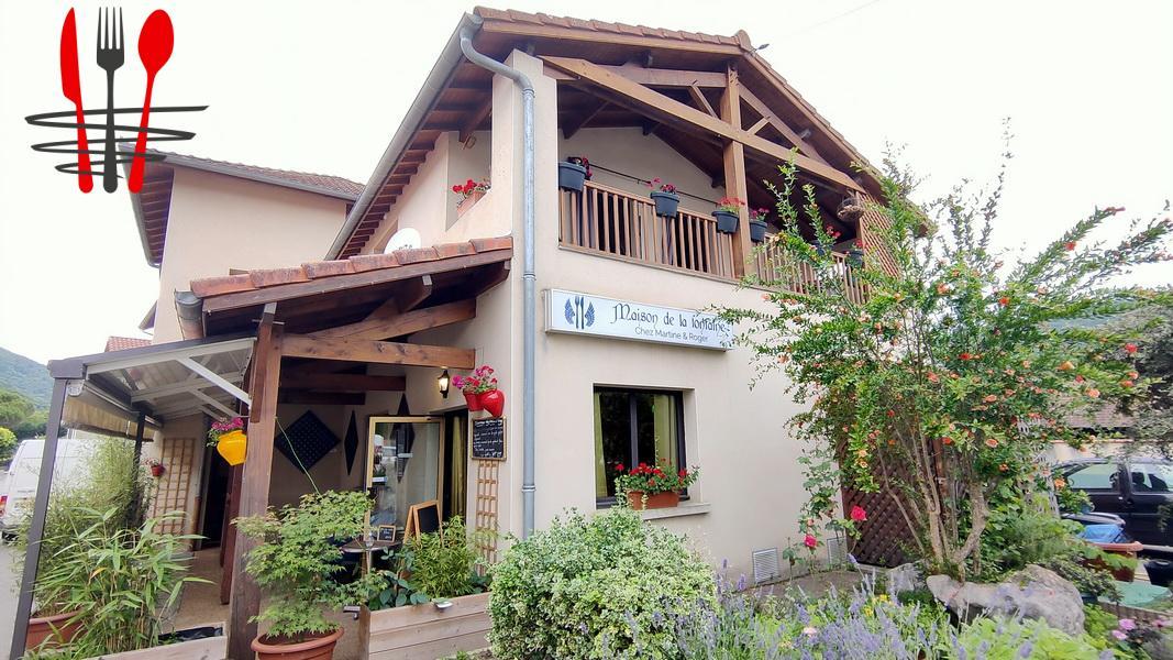 Restaurant-Bar à vendre - cause santé