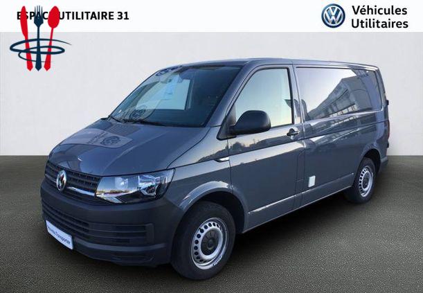 Volkswagen Transporter FOURGON FGN TOLE L1H1 2....