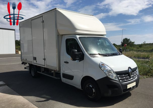 Renault master caisse/hayon grand confort 125 chv