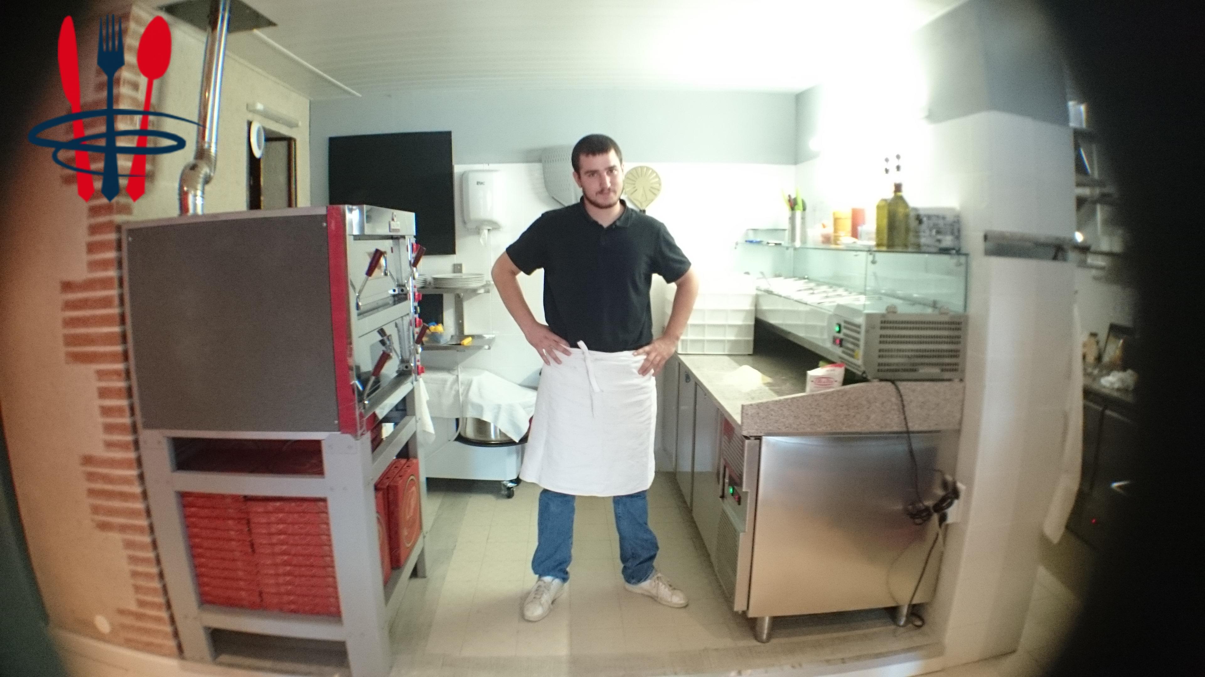 Restaurant  Pizzéria, Pasteria