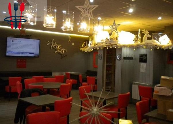 Commerce bar, restaurant 114 m²
