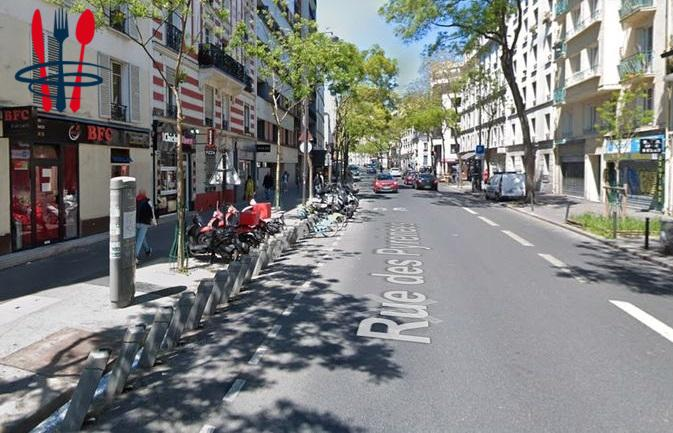 Restaurant rapide à Paris 20 eme