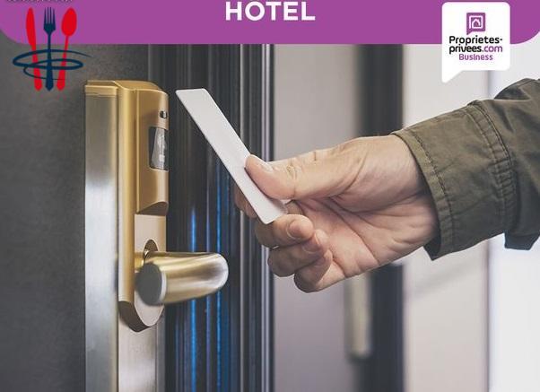 Commerce hôtel, restaurant 1 500 m²