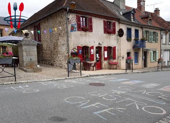 Bar Restaurant Moutier D'Ahun