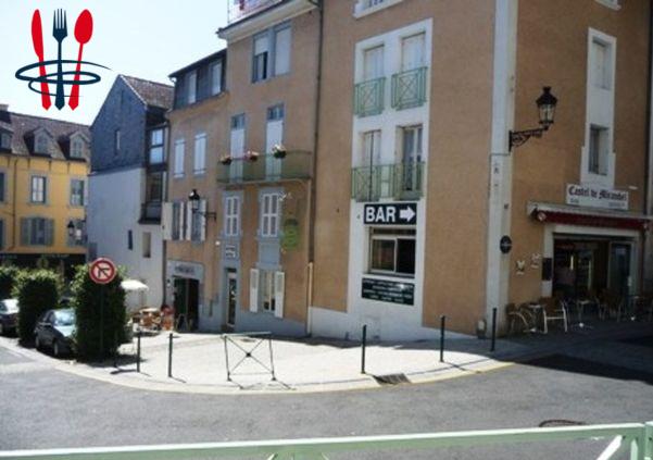 Commerce hôtel, restaurant Lourdes