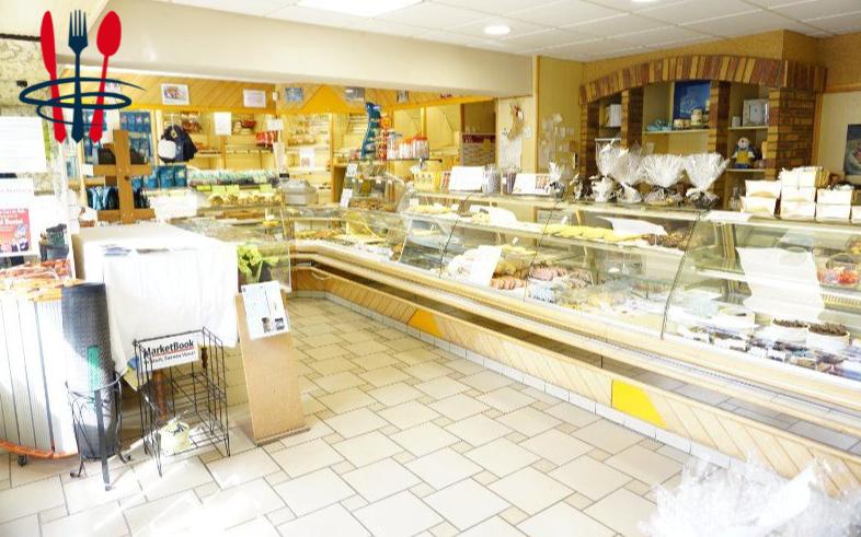 Commerce boulangerie, pâtisserie 252 m²