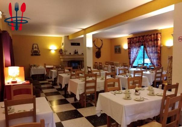 Commerce hôtel, restaurant 1 250 m²