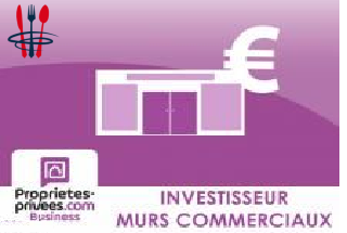 Local commercial 450 m²