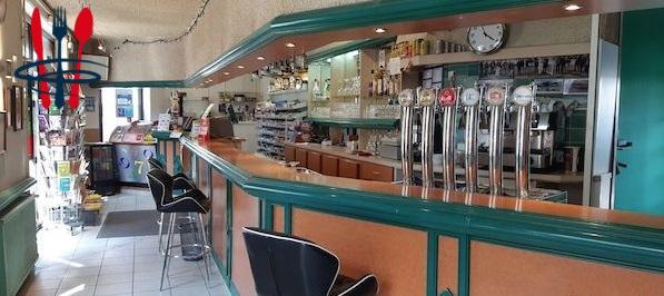 Commerce bar, tabac, presse 110 m²
