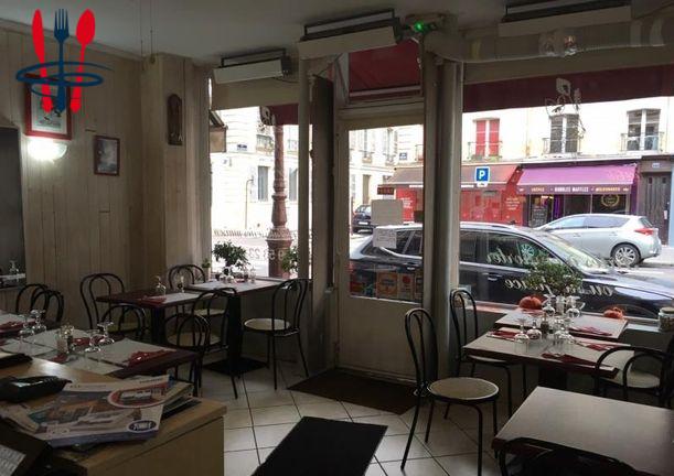 Restaurant 35 m²