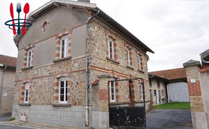 A vendre pour Gîte chambre c'hôte Maison 8 pièces 190 m²