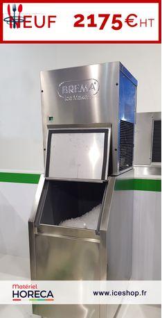 NEUVE: Machine à glace pilée 150kg, 250kg, 500kg, 1000kg / Écaille / Paillette / Poisson / Grain