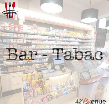 Commerce bar, tabac, FDJ Saint Etienne