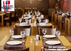Commerce restaurant 120 m²