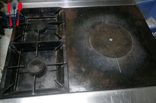 Piano de cuisson + Four