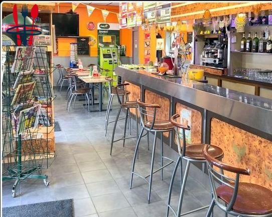 Commerce bar, tabac, presse Saint Etienne