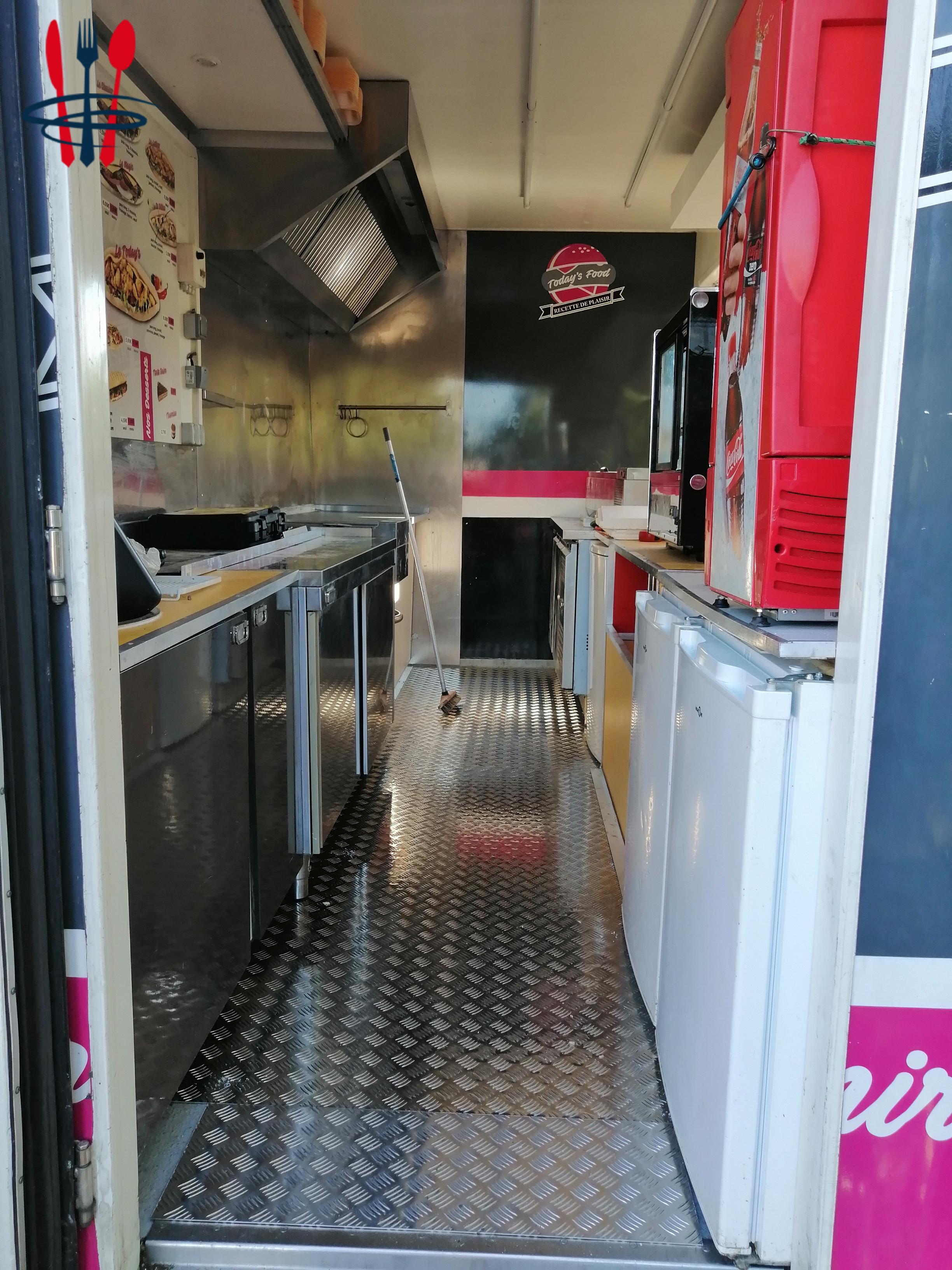 A vendre Food Truck