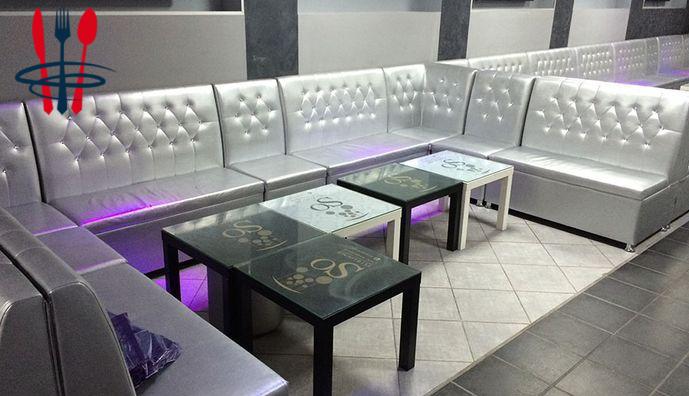 Banquette COSY Personnalisable à vos couleurs pour restaurant, bar, snack