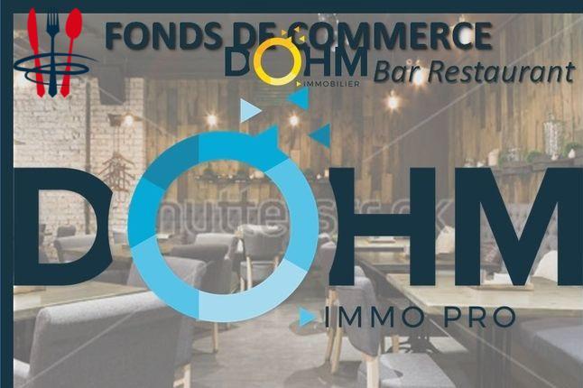Commerce restaurant 180 m²
