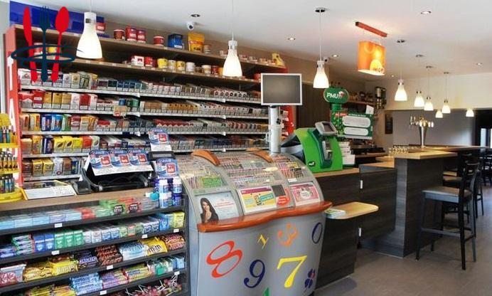 Commerce bar, tabac, presse 100 m²