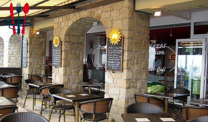 Local restaurant, bar 784 m²