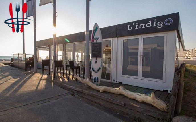 Restaurant en bord de mer Le Havre