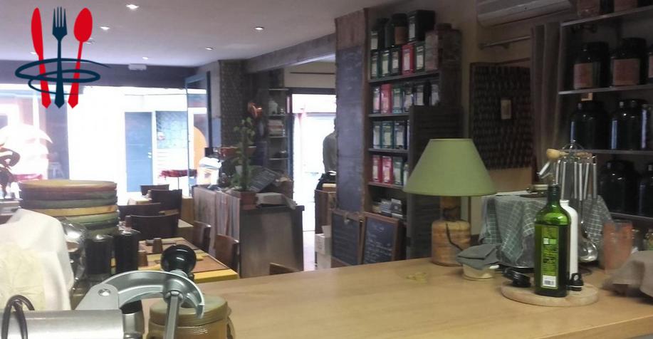 Local restaurant, bar, brasserie 50 m²