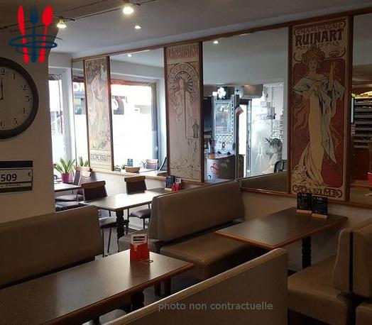 Commerce bar, tabac, jeux 150 m²