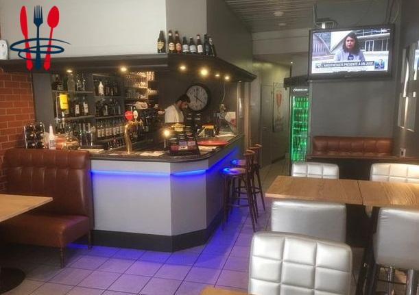 Local bar, restaurant 48 m²