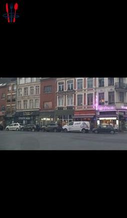 Grand restaurant Gare Lille Flandres