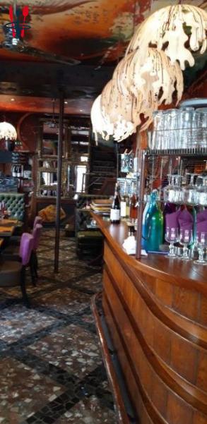 Commerce restaurant, bar 360 m²