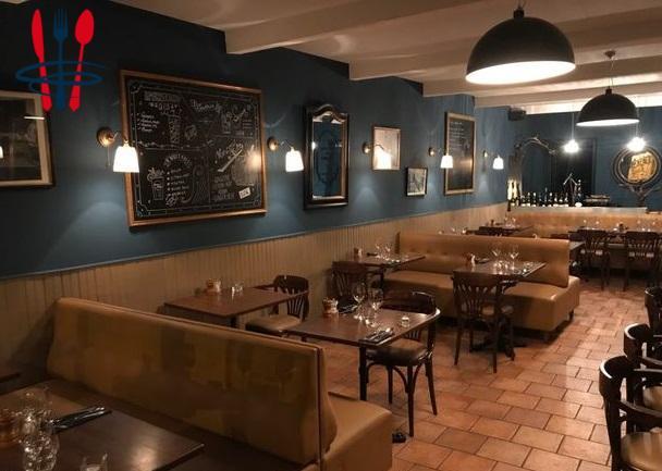 Fonds de commerce restaurant mur en option
