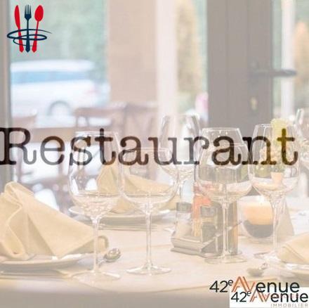 Commerce restaurant 500 m²
